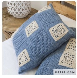 COTON KATIA LOVE DENIM
